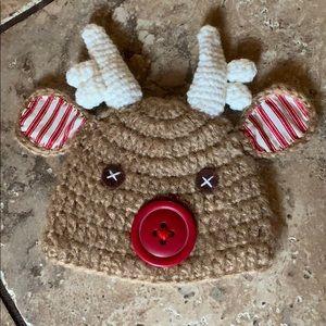 Mudpie Rudolph hat